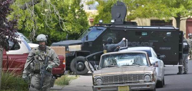 Стрельба в штате Теннеси, четыре морпеха погибли