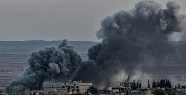 Эскалация конфликта: Турция бомбила позиции исламского государства в Сирии