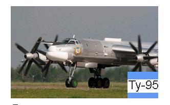 Два летчика экипажа Ту-95 погибли