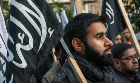 Террористы исламское государство