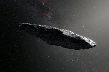 Загадочный астероид инопланетным назвали зондом